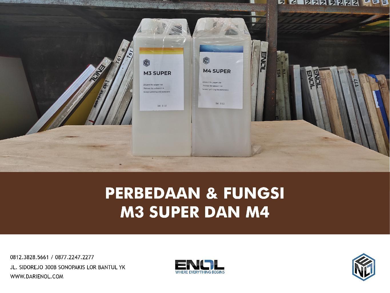 Perbedaan M3 dan M4