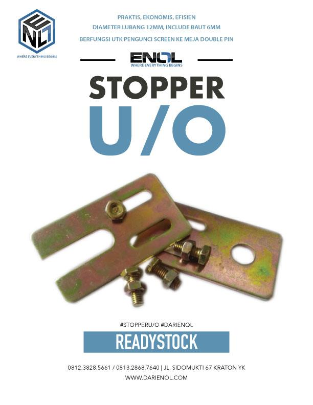 Stopper U O