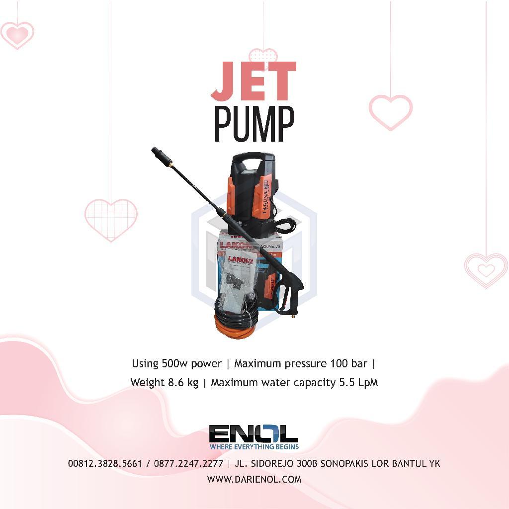 Jet Pump/Jet Washer
