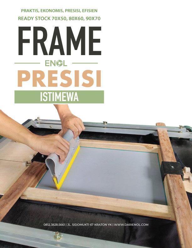 Frame Presisi 70 x 50