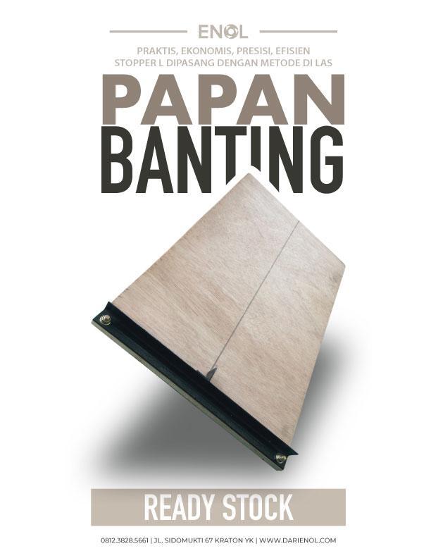 Papan Banting Sablon