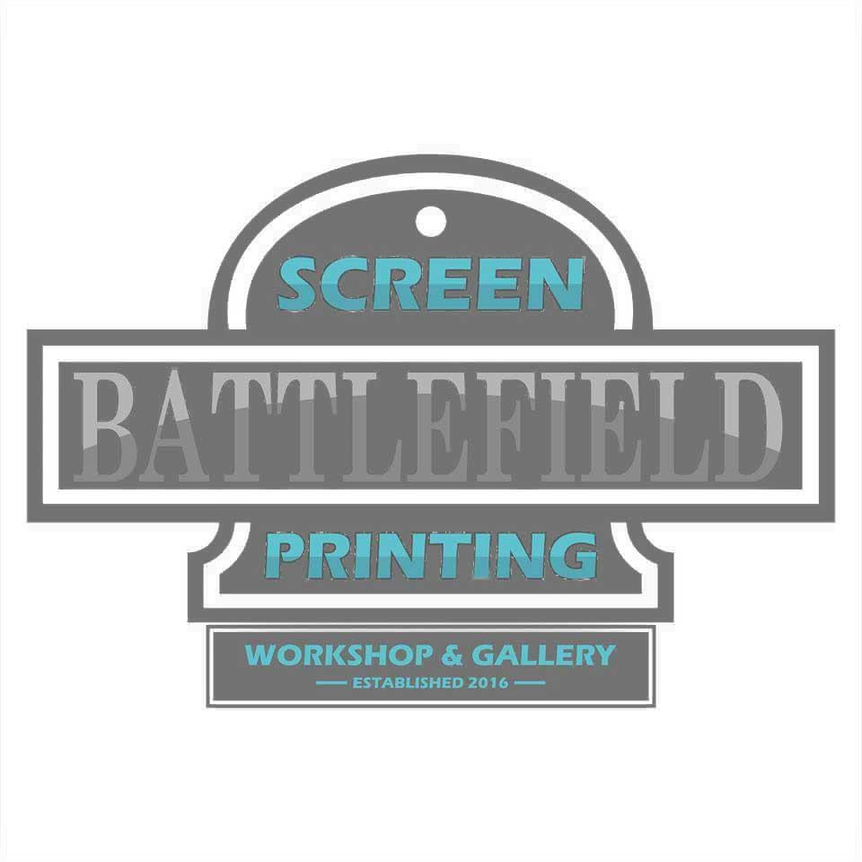 Battlefield Screen Printing